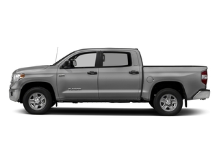 Silver Sky Metallic 2017 Toyota Tundra 4WD Pictures Tundra 4WD SR5 CrewMax 4WD photos side view