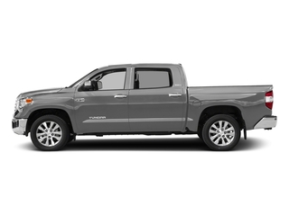 Silver Sky Metallic 2017 Toyota Tundra 4WD Pictures Tundra 4WD Limited CrewMax 4WD photos side view