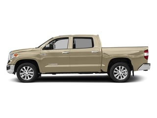 Quicksand 2017 Toyota Tundra 4WD Pictures Tundra 4WD Limited CrewMax 4WD photos side view