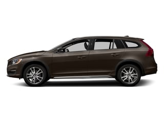 Twilight Bronze Metallic 2017 Volvo V60 Cross Country Pictures V60 Cross Country Wagon 5D T5 Platinum AWD I4 Turbo photos side view