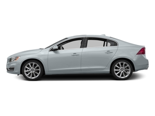 Ice White 2017 Volvo S60 Pictures S60 Sedan 4D Insciption T5 Platinum AWD photos side view