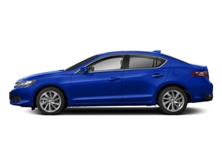 Catalina Blue Pearl 2018 Acura ILX Pictures ILX Sedan photos side view