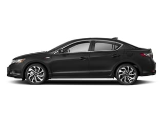 Crystal Black Pearl 2018 Acura ILX Pictures ILX Sedan 4D Premium A-SPEC photos side view