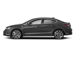 Modern Steel Metallic 2018 Acura ILX Pictures ILX Sedan w/Premium/A-SPEC Pkg photos side view