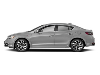 Lunar Silver Metallic 2018 Acura ILX Pictures ILX Sedan w/Premium/A-SPEC Pkg photos side view