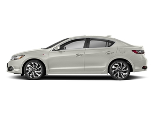 Bellanova White Pearl 2018 Acura ILX Pictures ILX Sedan w/Premium/A-SPEC Pkg photos side view