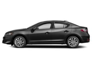 Crystal Black Pearl 2018 Acura ILX Pictures ILX Sedan w/AcuraWatch Plus photos side view
