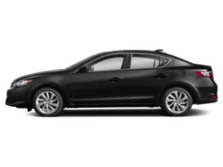 Crystal Black Pearl 2018 Acura ILX Pictures ILX Sedan 4D Technology Plus photos side view