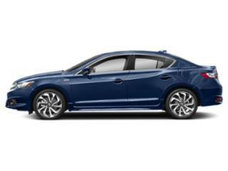 Catalina Blue Pearl 2018 Acura ILX Pictures ILX Sedan w/Technology Plus/A-SPEC Pkg photos side view