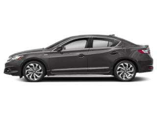 Modern Steel Metallic 2018 Acura ILX Pictures ILX Sedan w/Technology Plus/A-SPEC Pkg photos side view
