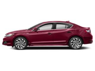 San Marino Red 2018 Acura ILX Pictures ILX Sedan w/Technology Plus/A-SPEC Pkg photos side view