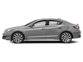 Lunar Silver Metallic 2018 Acura ILX Pictures ILX Sedan w/Technology Plus/A-SPEC Pkg photos side view