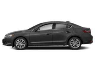 Modern Steel Metallic 2018 Acura ILX Pictures ILX Sedan photos side view