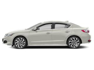 Bellanova White Pearl 2018 Acura ILX Pictures ILX Special Edition Sedan photos side view