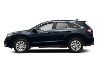 Fathom Blue Pearl 2018 Acura RDX Pictures RDX Utility 4D Technology 2WD V6 photos side view
