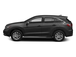 Modern Steel Metallic 2018 Acura RDX Pictures RDX FWD w/AcuraWatch Plus photos side view