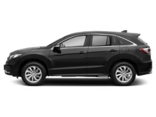Crystal Black Pearl 2018 Acura RDX Pictures RDX Utility 4D Technology AWD V6 photos side view