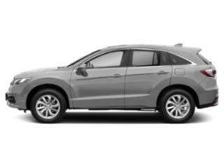 Lunar Silver Metallic 2018 Acura RDX Pictures RDX Utility 4D Technology AWD V6 photos side view