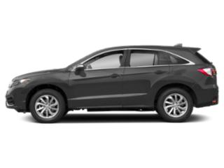 Modern Steel Metallic 2018 Acura RDX Pictures RDX AWD w/Technology/AcuraWatch Plus Pkg photos side view