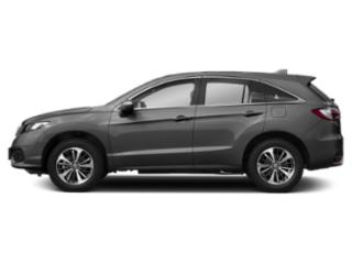 Modern Steel Metallic 2018 Acura RDX Pictures RDX Utility 4D Advance 2WD V6 photos side view