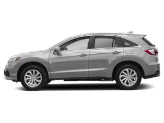 Lunar Silver Metallic 2018 Acura RDX Pictures RDX Utility 4D Technology 2WD V6 photos side view