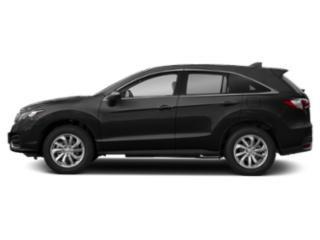 Crystal Black Pearl 2018 Acura RDX Pictures RDX FWD w/Technology/AcuraWatch Plus Pkg photos side view