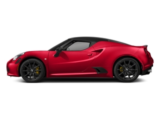Rosso Alfa 2018 Alfa Romeo 4C Coupe Pictures 4C Coupe photos side view