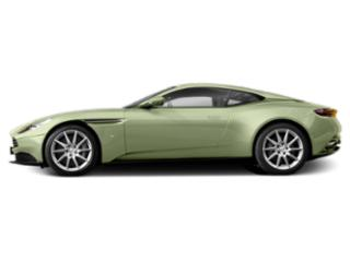 Appletree Green 2018 Aston Martin DB11 Pictures DB11 2 Door Coupe V12 photos side view
