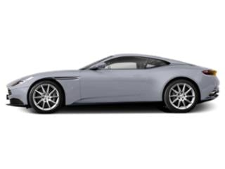 Concours Blue 2018 Aston Martin DB11 Pictures DB11 2 Door Coupe V8 photos side view