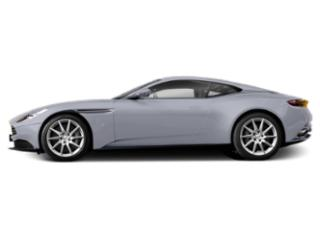 Concours Blue 2018 Aston Martin DB11 Pictures DB11 V12 Coupe photos side view