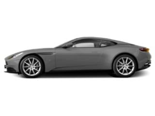 China Gray 2018 Aston Martin DB11 Pictures DB11 V12 Coupe photos side view