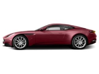 Diavolo Red 2018 Aston Martin DB11 Pictures DB11 2 Door Coupe V12 photos side view