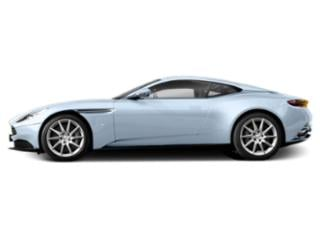 Q Frosted Glass Blue 2018 Aston Martin DB11 Pictures DB11 V12 Coupe photos side view
