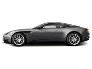 Hammerhead Silver 2018 Aston Martin DB11 Pictures DB11 2 Door Coupe V12 photos side view
