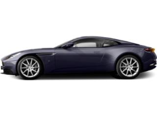 Mariana Blue 2018 Aston Martin DB11 Pictures DB11 2 Door Coupe V12 photos side view