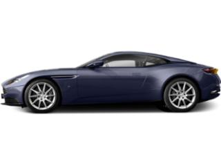 Midnight Blue 2018 Aston Martin DB11 Pictures DB11 2 Door Coupe V8 photos side view