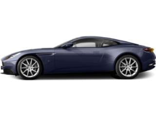 Midnight Blue 2018 Aston Martin DB11 Pictures DB11 V12 Coupe photos side view