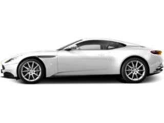 Stratus White 2018 Aston Martin DB11 Pictures DB11 2 Door Coupe V8 photos side view