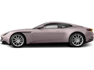 Q Blush Pearl 2018 Aston Martin DB11 Pictures DB11 2 Door Coupe V12 photos side view