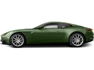 Q Iridescent Emerald 2018 Aston Martin DB11 Pictures DB11 2 Door Coupe V8 photos side view