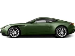Q Iridescent Emerald 2018 Aston Martin DB11 Pictures DB11 V12 Coupe photos side view