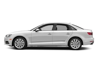 Glacier White Metallic 2018 Audi A4 Pictures A4 2.0 TFSI Premium Plus Manual quattro AWD photos side view