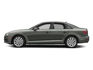 Daytona Gray Pearl Effect 2018 Audi A4 Pictures A4 2.0 TFSI Premium Plus Manual quattro AWD photos side view