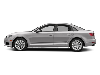 Florett Silver Metallic 2018 Audi A4 Pictures A4 2.0 TFSI Premium Plus Manual quattro AWD photos side view