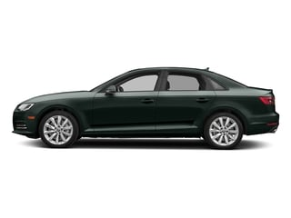 Gotland Green Metallic 2018 Audi A4 Pictures A4 2.0 TFSI ultra Tech Premium Plus S Tronic FWD photos side view