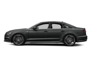 Mythos Black Metallic 2018 Audi A6 Pictures A6 2.0 TFSI Premium Plus FWD photos side view