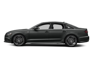 Mythos Black Metallic 2018 Audi A6 Pictures A6 Sedan 4D 2.0T Sport photos side view
