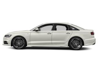 Ibis White 2018 Audi A6 Pictures A6 Sedan 4D 3.0T Premium AWD photos side view