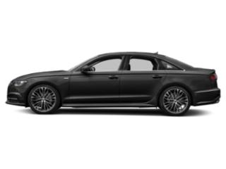 Brilliant Black 2018 Audi A6 Pictures A6 Sedan 4D 3.0T Premium AWD photos side view