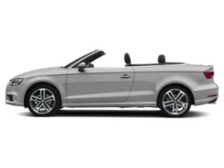 Florett Silver Metallic/Black Roof 2018 Audi A3 Cabriolet Pictures A3 Cabriolet Convertible 2D 2.0T Premium photos side view